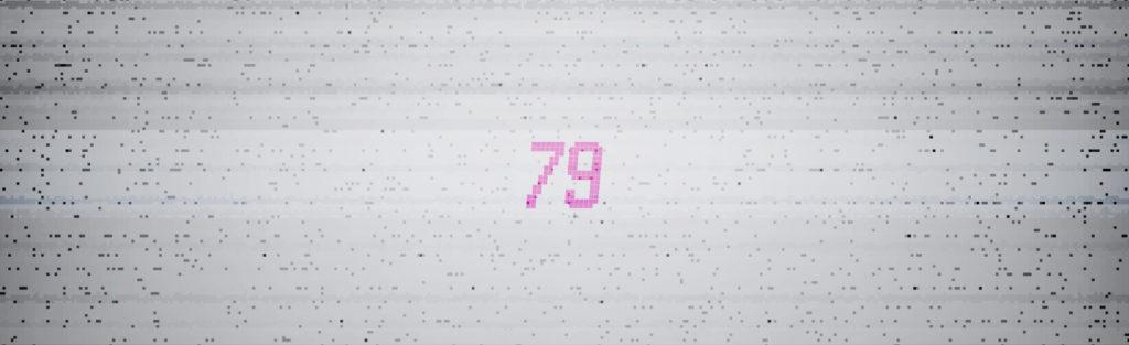 Vídeos em apresentações e o que significa o número 79